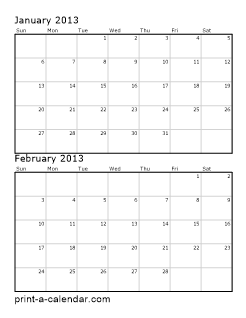 Printable yearly 2014 calendar 4 months per page autos for 4 month calendar template 2014
